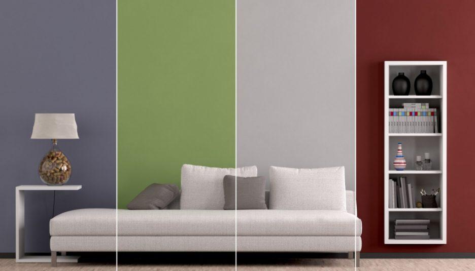 Wände Farblich Gestalten Exquisit On Andere In Uncategorized Kühles Wand Streichen 7