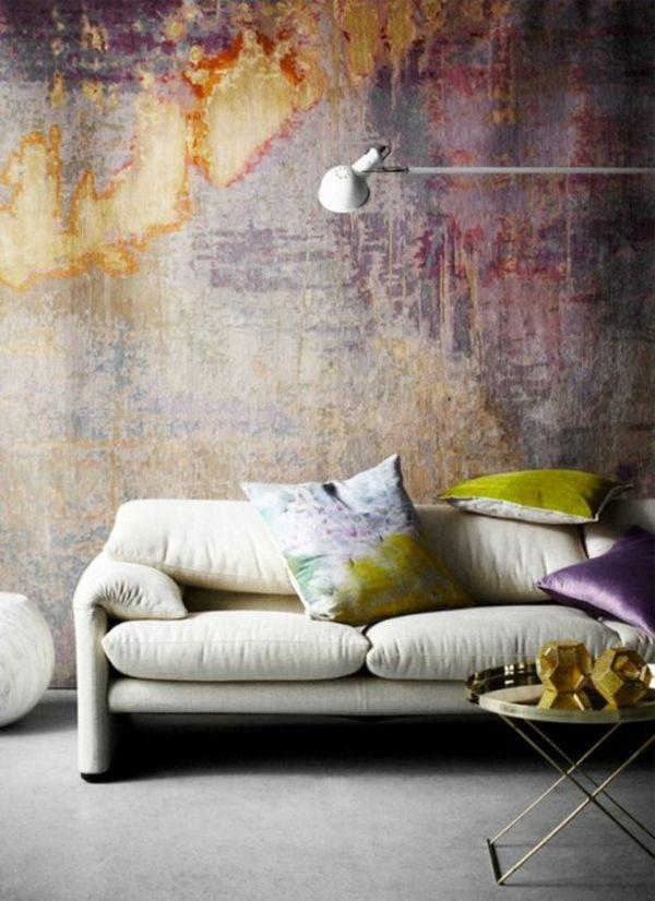 Wände Gestalten Frisch On Andere überall Wandgestaltung Ideen Kreative 5