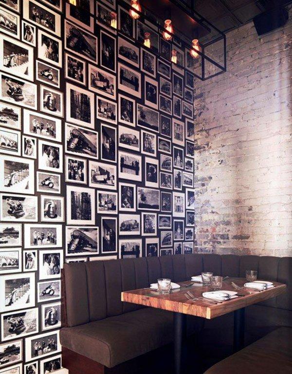 Wände Gestalten Kreativ On Andere Mit Fotos Wandgestaltung Farbe Esstisch Sofa 3