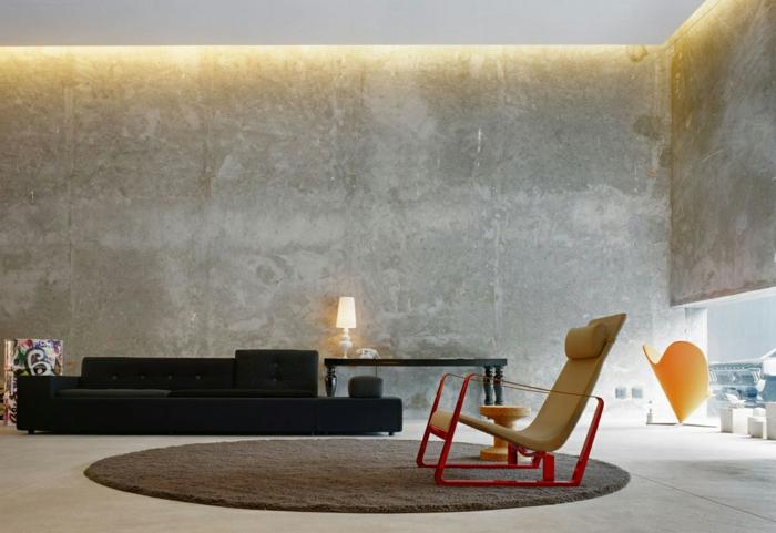 Wände Gestalten Stilvoll On Andere Auf 70 Ideen Für Wandgestaltung Beispiele Wie Sie Den Raum Aufwerten 2
