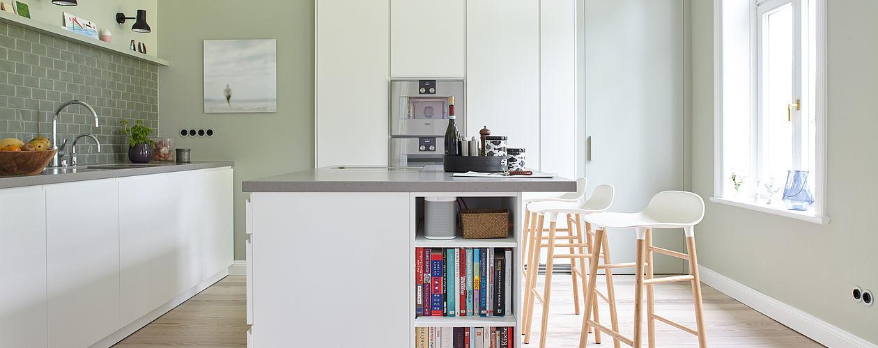 Wandfarbe Küche