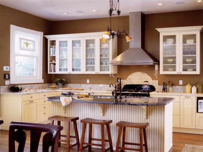 Wandfarbe Küche Kreativ On Andere In Bezug Auf Auswählen 70 Ideen Wie Sie Eine Wohnliche 7