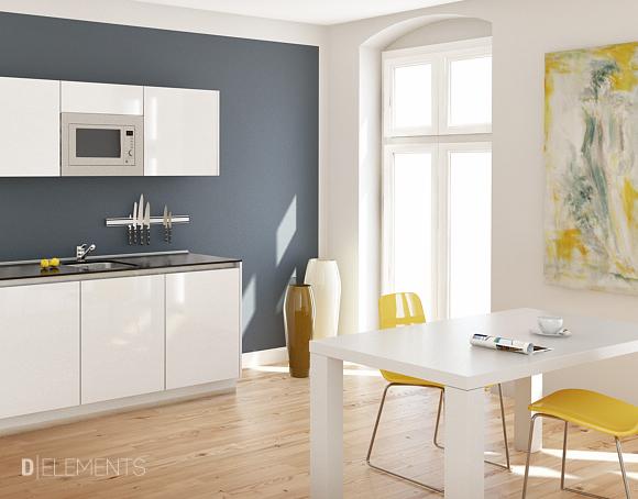 Wandfarben 2015 Küche