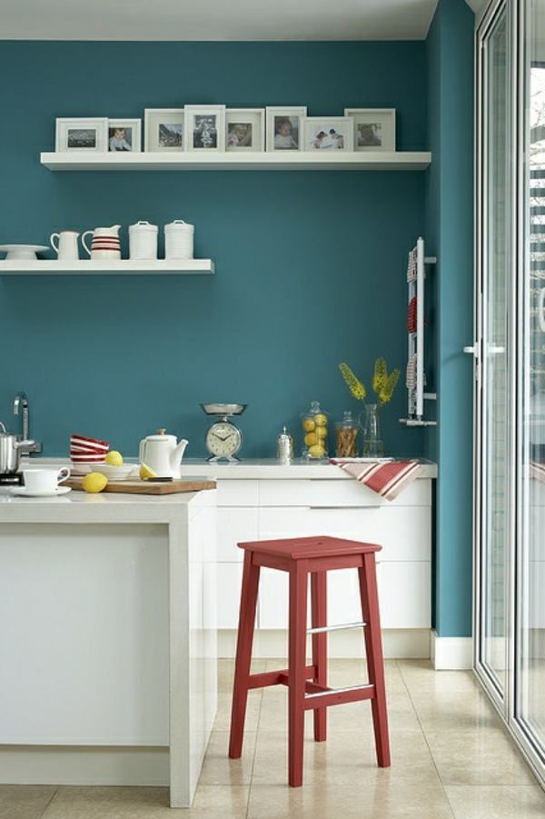Wandfarben 2015 Küche Einzigartig On Andere Und Geschickt Aussuchen Schöne Wände Kreieren 6