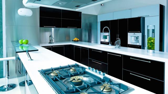 Wandfarben 2015 Küche Exquisit On Andere In Bezug Auf Kche 18 K C3 BCche Wandfarbe Blau E1421316719693 7