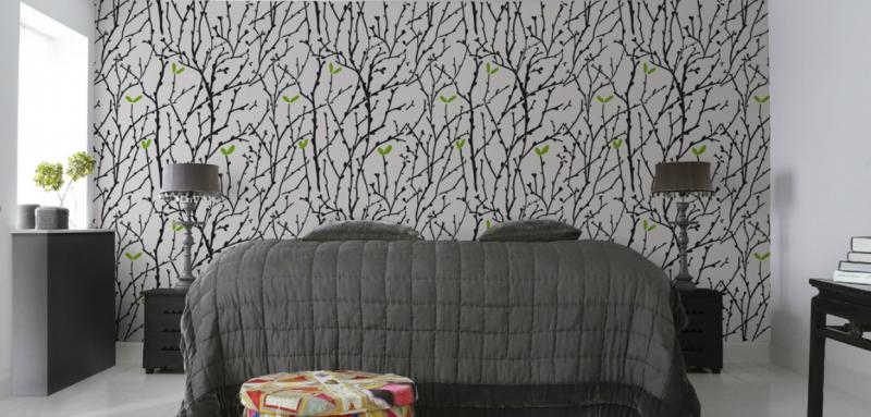 Wandgestaltung Frisch On Andere Und Schlafzimmer Ideen 40 Coole Wandfarben 8