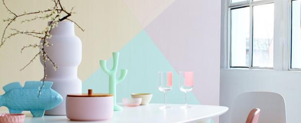 Wandgestaltung Mit Drei Farben Einzigartig On Andere Für Individuell Image Jardines Aus 3
