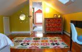 Wandgestaltung Schräge Wände Kinderzimmer