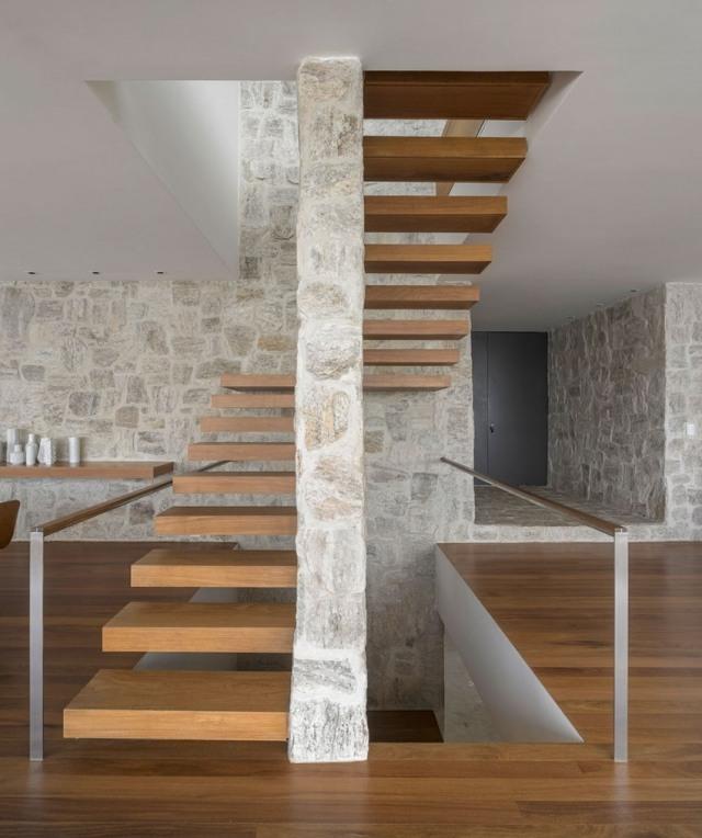 Wandgestaltung Treppenhaus Einfamilienhaus Ausgezeichnet On Andere In Bezug Auf Loopele Com 3