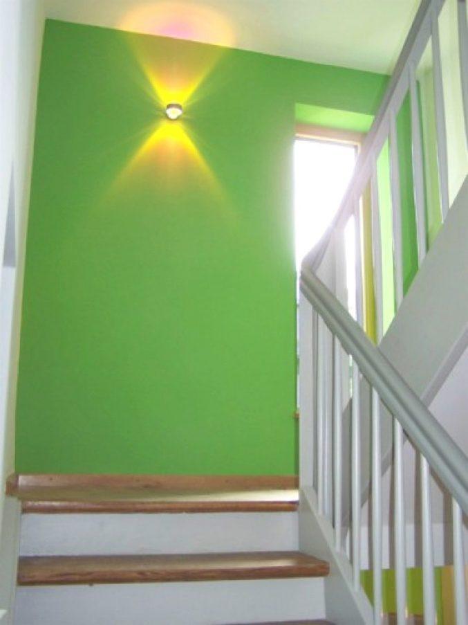 Wandgestaltung Treppenhaus Einfamilienhaus Erstaunlich On Andere Innerhalb Uncategorized Moderne Dekoration Ausen Idee Wendeltreppe 5