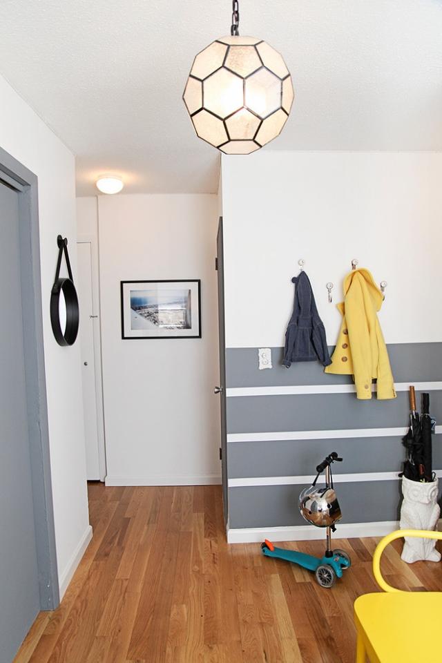 Wandstreifen Exquisit On Andere Mit Ideen Für Wand Streifen Ein Beliebtes Designelement Zuhause 4