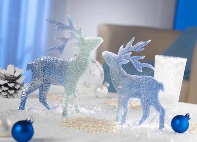 Weihnachtsdeko Fimo Fein On Andere Beabsichtigt Glitzernde Mit FIMO Effect Pressemitteilung 4
