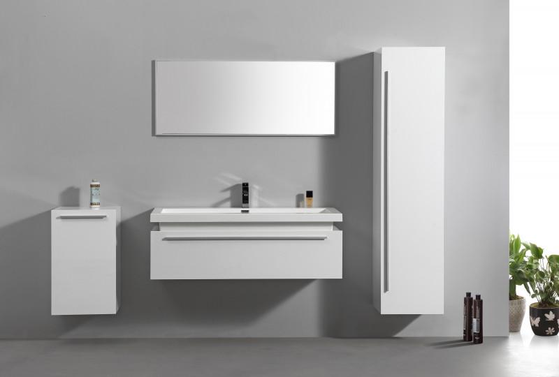 Weiße Badmöbel Bemerkenswert On Andere Mit Sets In Weiß Badezimmermöbel 2