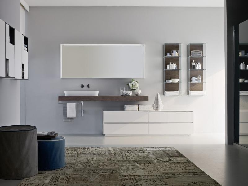 Weiße Badmöbel Schön On Andere überall Badezimmermöbel In Weiß 38 Moderne Sets 6