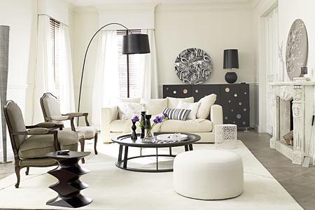 Weiße Möbel Wand Erstaunlich On Andere Beabsichtigt Wände Mit Möbeln In Weiß Und Schwarz Bild 8 LIVING AT HOME 4