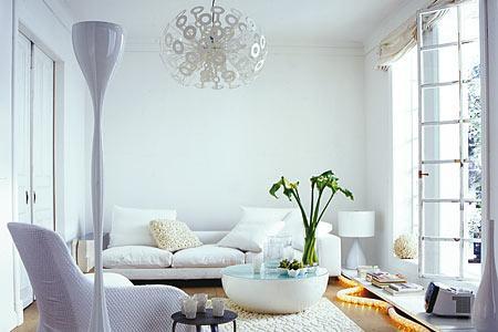 Weiße Möbel Wand Frisch On Andere Mit Wände Und Bild 7 LIVING AT HOME 1