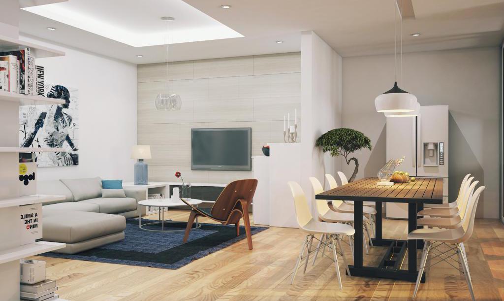 Wohn Und Essbereich Gestalten Imposing On Andere In Bezug Auf Gestaltungsideen Wohnzimmer Mit Esszimmer Kogboxcom 4