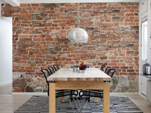 Wohnung Dekorieren Tapeten Nett On Andere In Dekoration Bemerkenswert 800x550 9