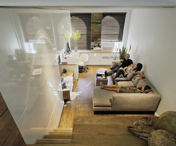 Wohnung Design Fein On Andere überall Ideen Für Kleine 8