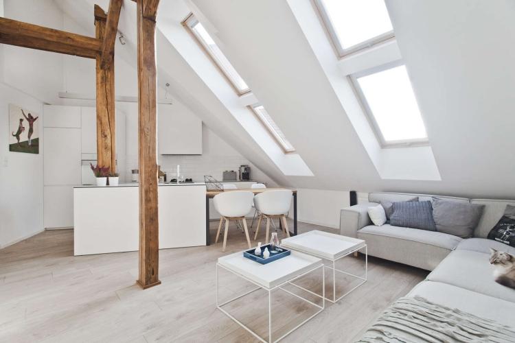 Wohnung Style Einrichtung Frisch On Andere Auf 25 Ideen Für Einrichten Mit Dachschrägen 3