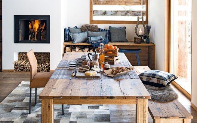 Wohnung Style Einrichtung Interessant On Andere Und Einrichten Im Chalet Stil Gemütlich Wie Landhaus 1