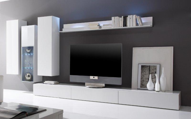 Wohnwände Hochglanz Nett On Andere In Bezug Auf Wohnwande Weis Design Finden Sie Ihre Wohnung Dekor Stil 4