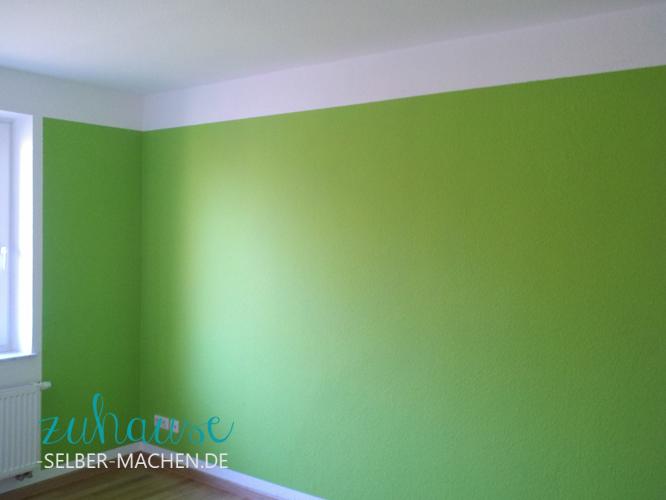 Zimmer Streichen Grün Bescheiden On Andere In Frisch Wände Ideen Für Das Wohnzimmer 5