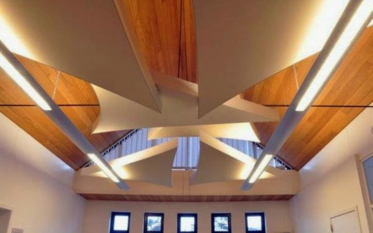 Zimmerdecken Gestalten Stilvoll On Andere Innerhalb Don T Forget The Ceiling Design To Spice Up Your Spaces In 8